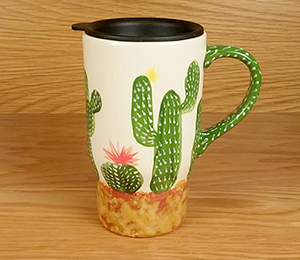 Ogden Cactus Travel Mug