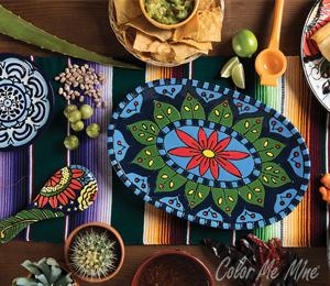 Ogden Talavera Tableware